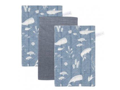 0003095 little dutch washandjes ocean blue 0 jpg