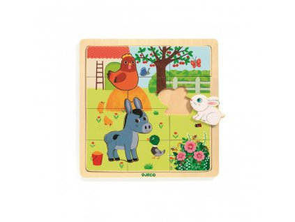 912 1 drevene puzzle na farme