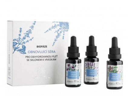 18702 nobilis tilia biofaze obnovujici sera bazalka 3x20 ml