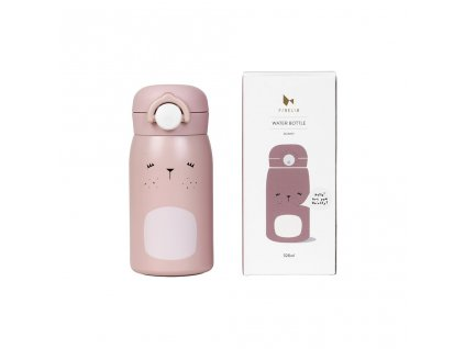 115669 water bottle bunny old rose primary (1)
