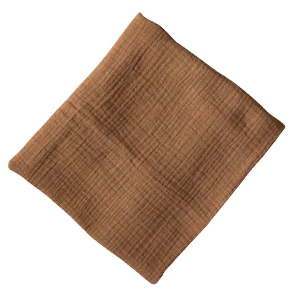 Mušelínová deka, osuška, swaddler v jednom v rozměru 100 x 65 cm.