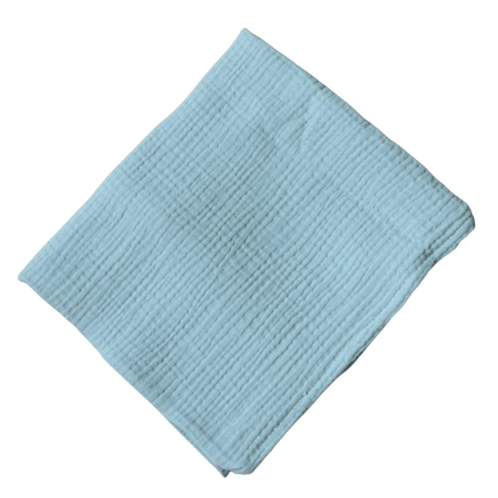 Mušelínová deka, osuška, swaddler v jednom v rozměru 85 x 65 cm.