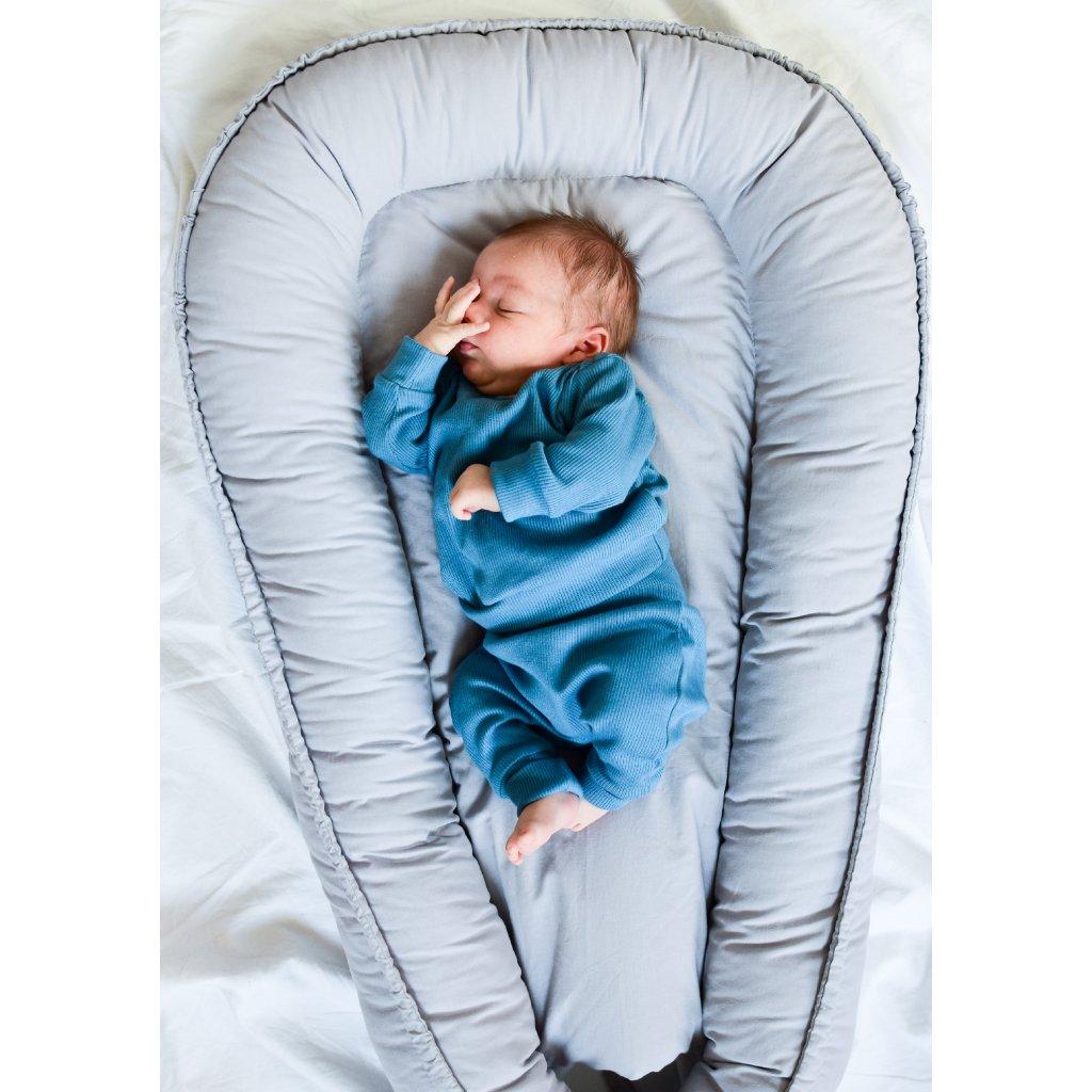 Set pro miminko Modrý mamapocket