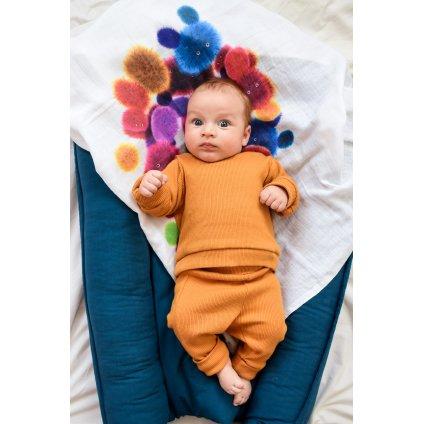 Set pro miminko Horčicový mamapocket