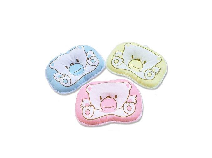 dětský polštářek pro miminka (Barva Žlutá)