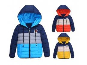 zimní bunda úvod