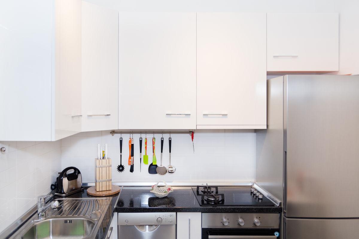 I v malé kuchyni můžete uvařit velké dobroty