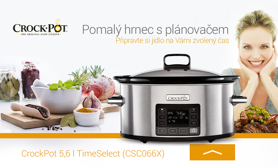 CrockPot TimeSelect