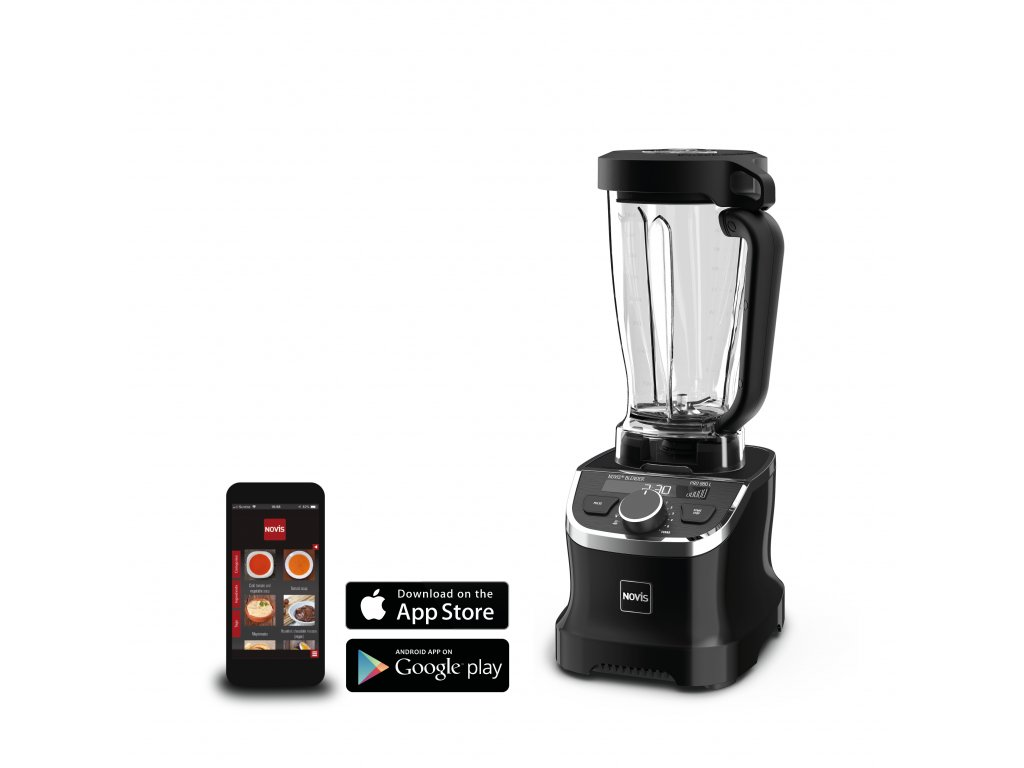 Novis ProBlender WithApp black