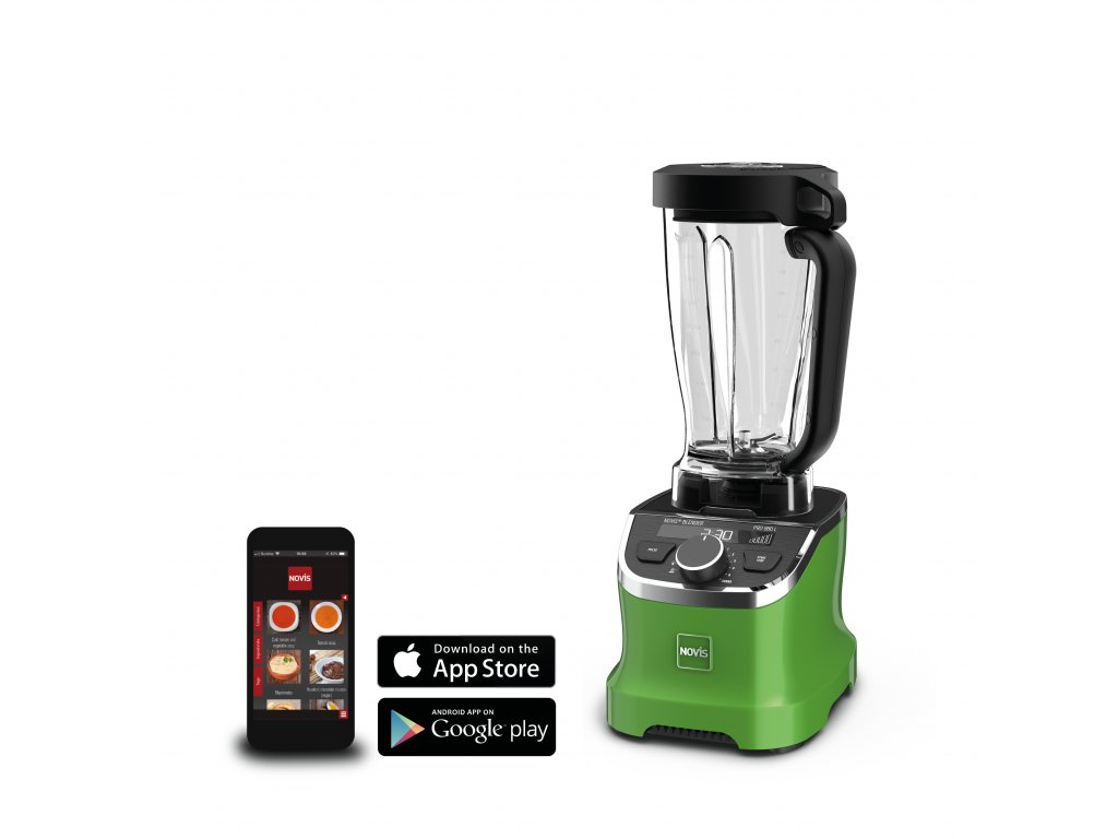 Novis ProBlender WithApp green