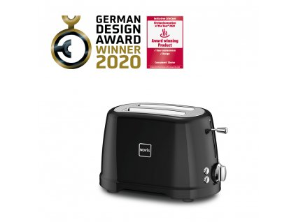 Novis Toaster T2 withAwards black