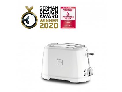 Novis Toaster T2 withAwards white
