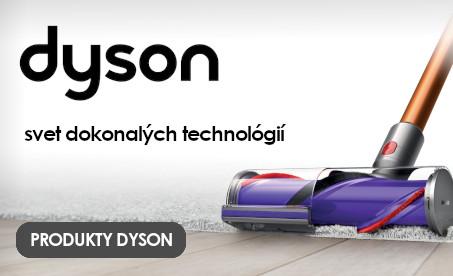 Produkty značky Dyson
