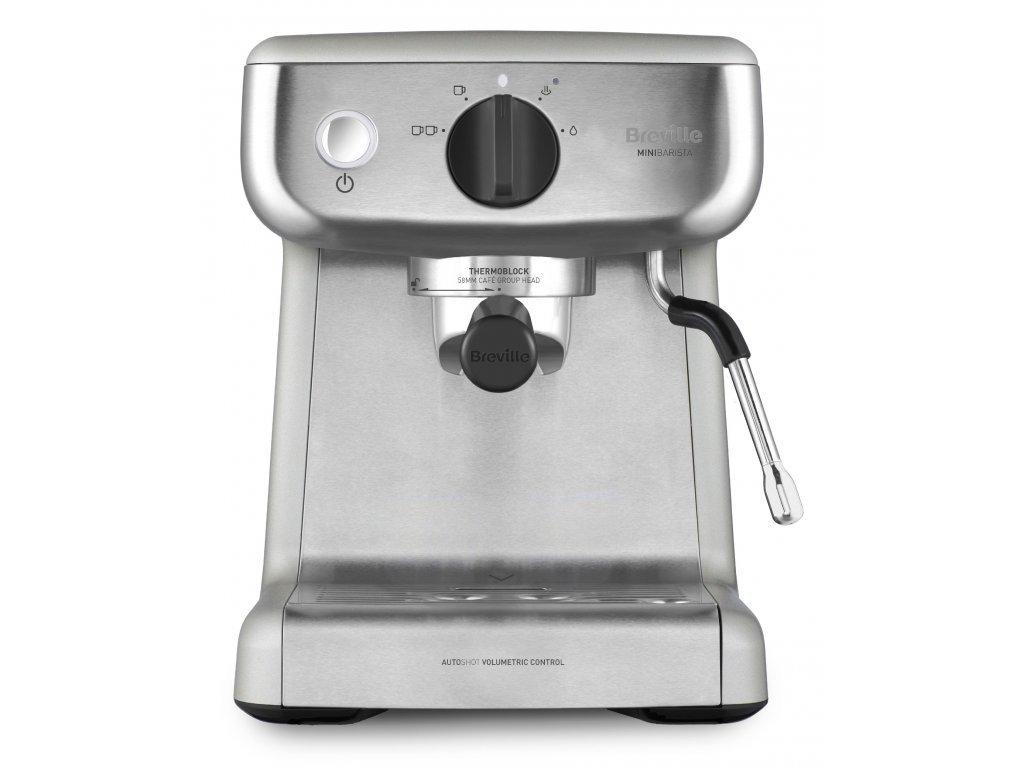Kávovar Breville Barista Espresso VCF125X