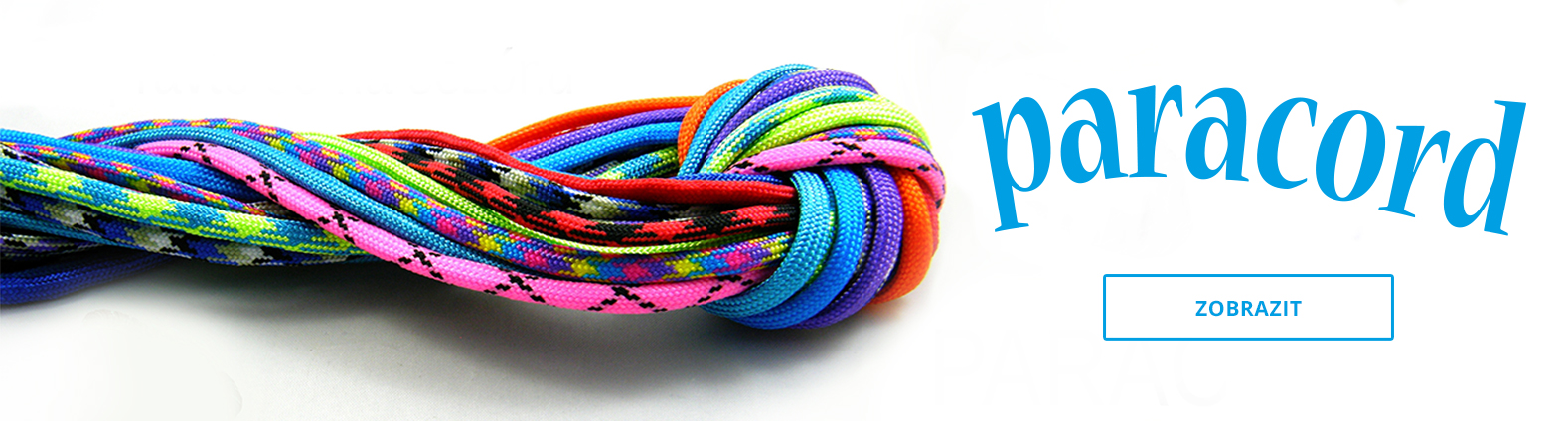 2 BANNER PARACORD