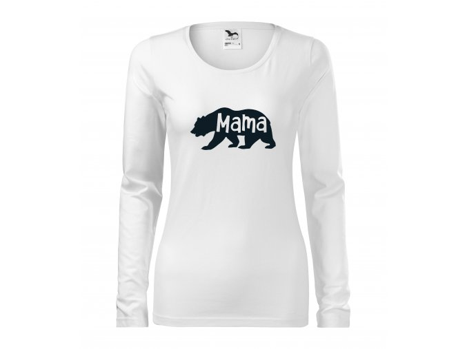 mama bear women white