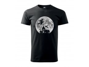 moon basic man black