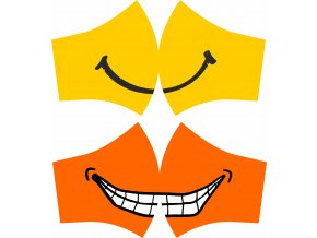 dospělák úsměv