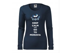 KEEP CALM and go to moravia