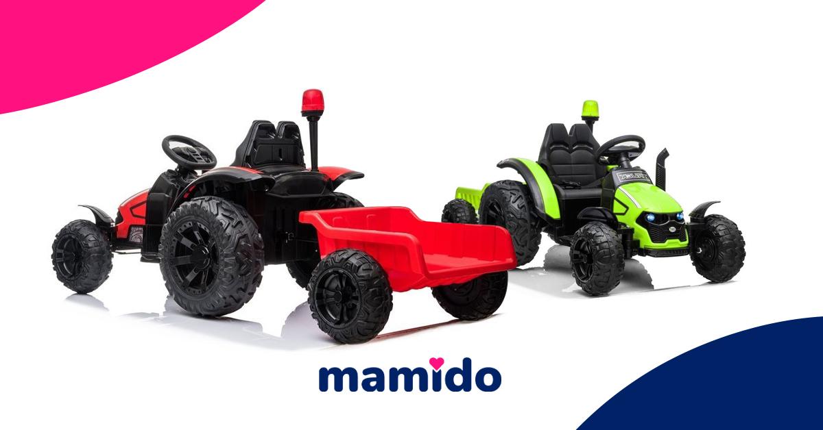 Traktor, nebo buldozer? Hračky pro milovníky velkých aut