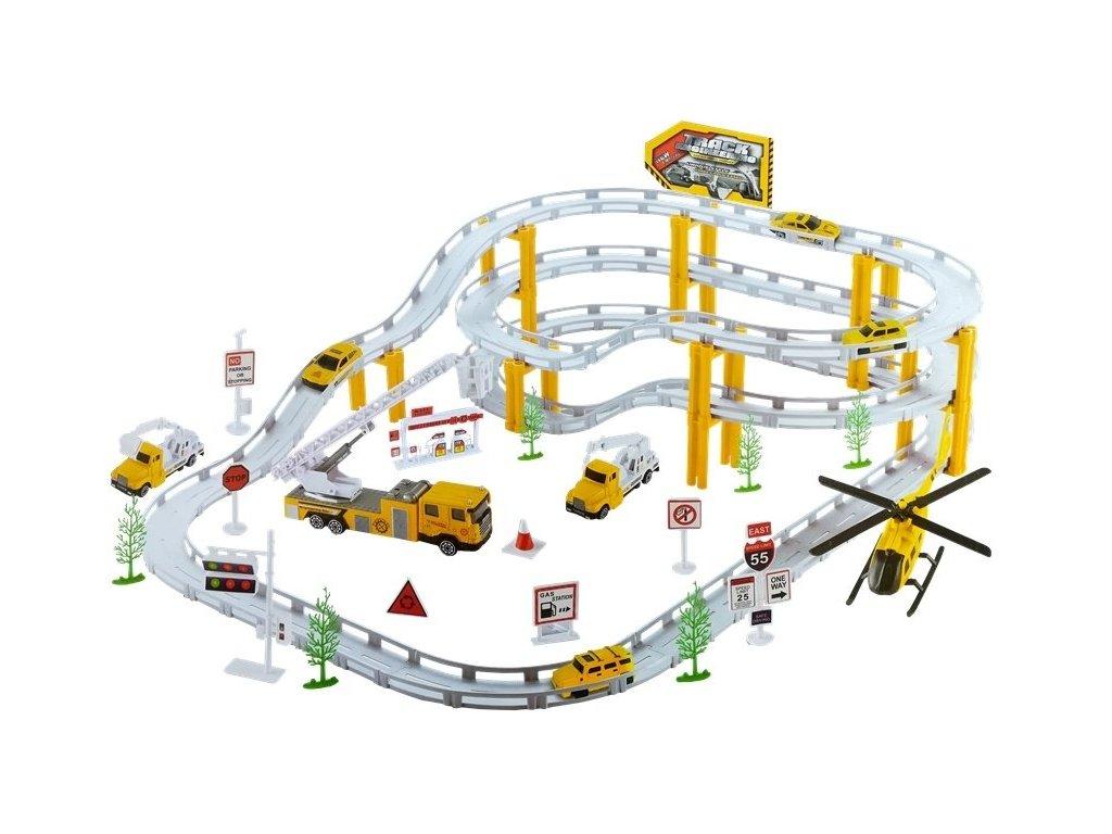 Sutíčková dráha rail racing 7