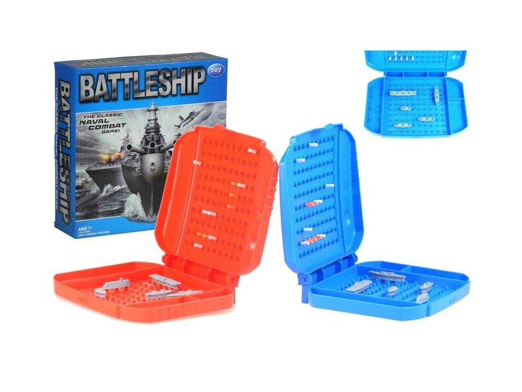 Strategická hra lodě námořní bitva 7