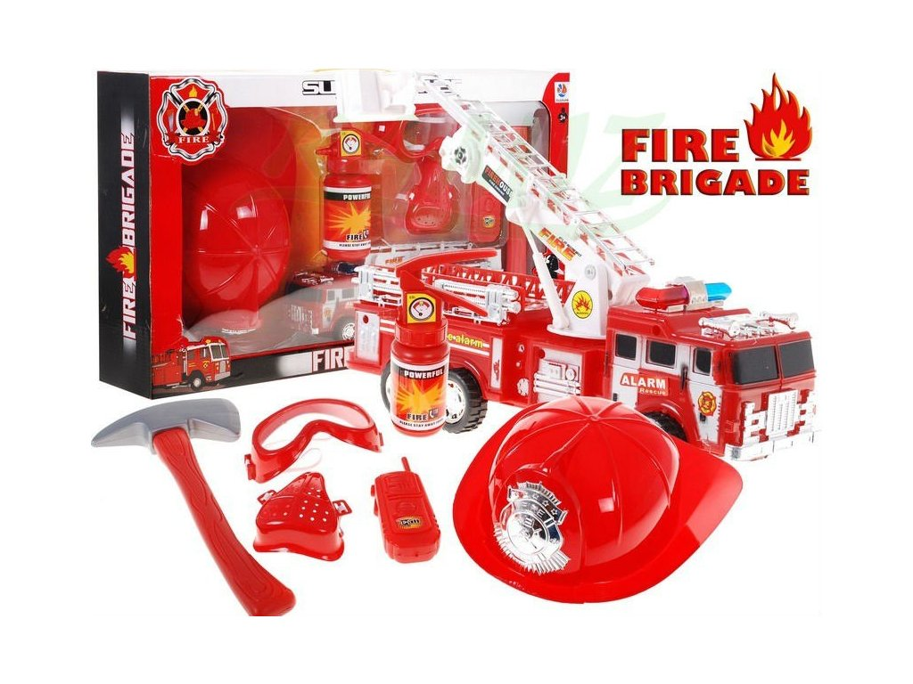 498 2 velka sada pro maleho hasice