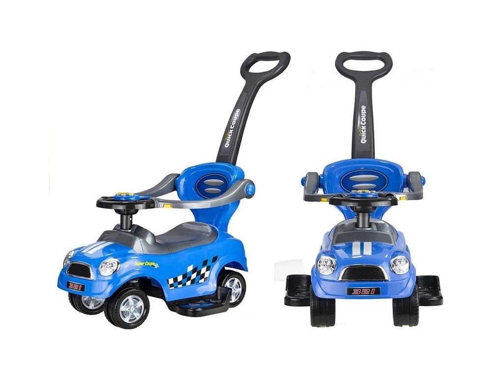 2727 detske hrajici odrazedlo coupe modre