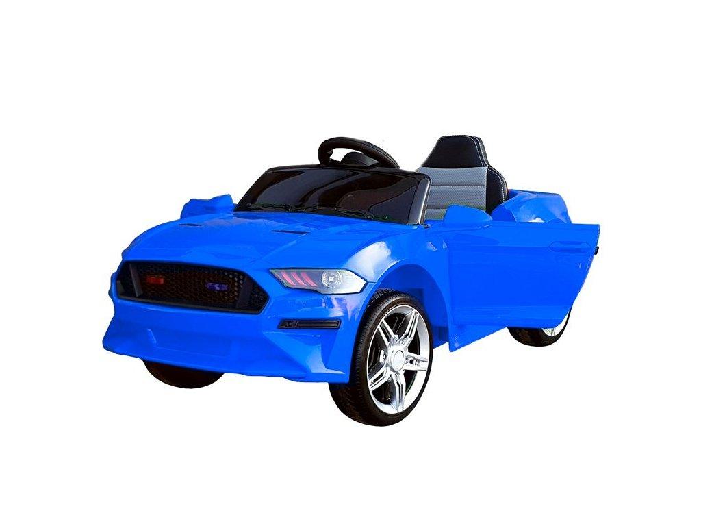 elektrické autíčko sport GT modré (6)