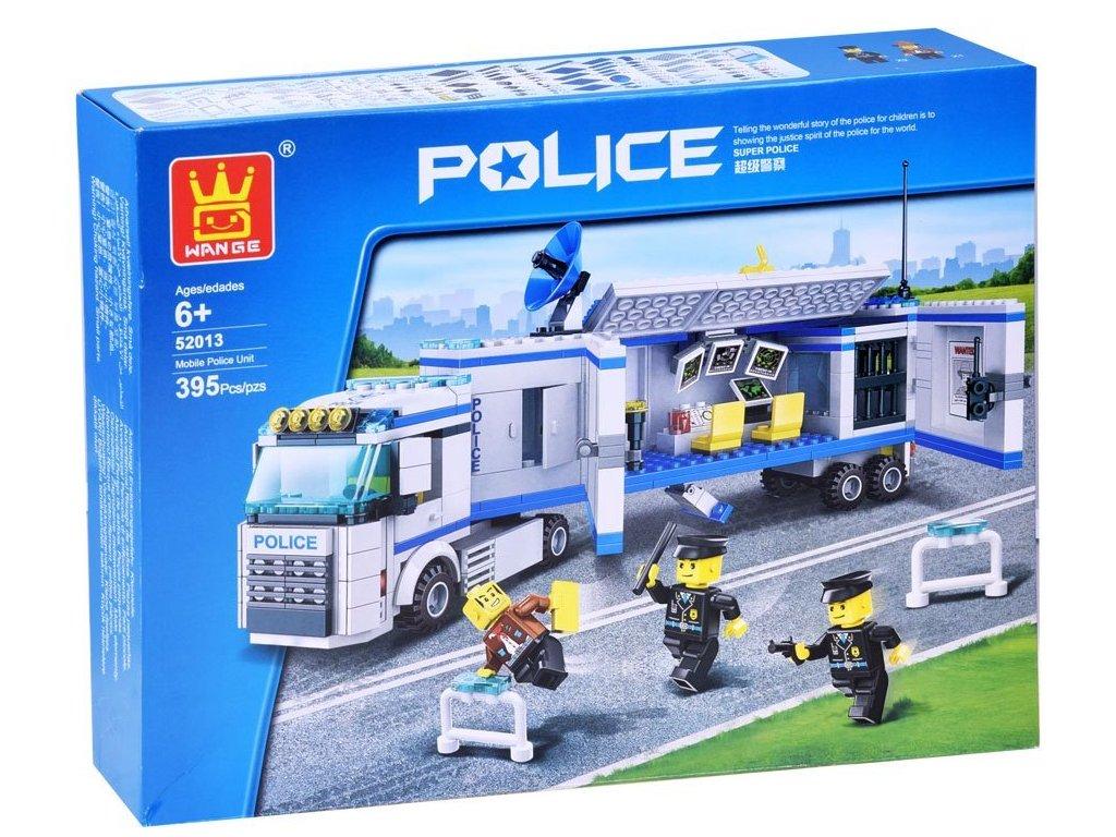 Mamido stavebnice technic Policie (5)