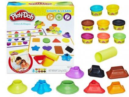 Play-Doh sada plastelíny s doplňky
