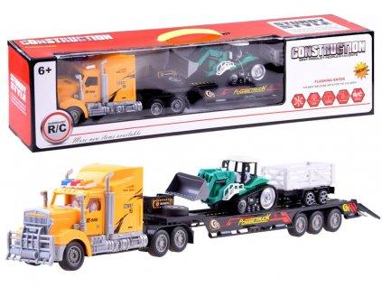 pol pl Tir Laweta Traktor z Przyczepa Zestaw R C RC0208 9623 6