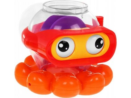 Sada hraček do vody s pohyblivými očičky Huile Toys