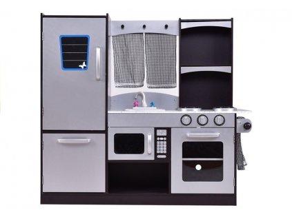 2763 1 detska moderni drevena kuchynka se spotrebici