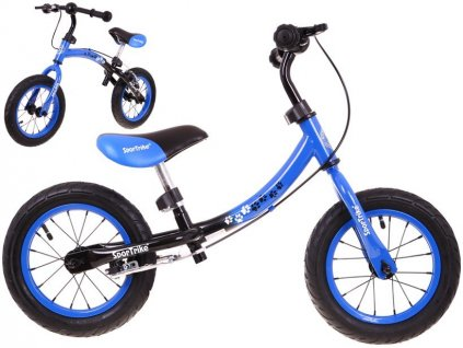 2628 detske odrazedlo boomerang 2v1 modre