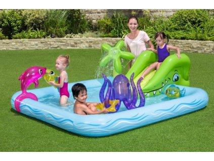 2157 detsky nafukovaci bazenek hraci centrum