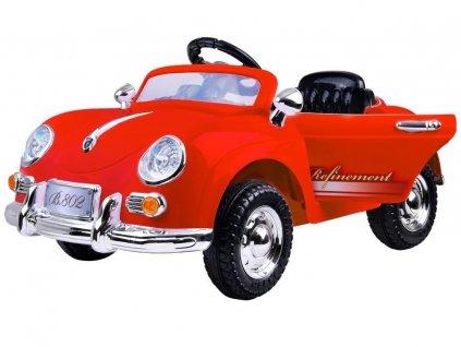 Elektrické autíčko Retro2