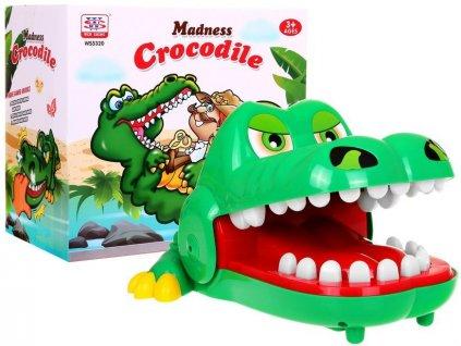 1584 krokodyl u zubare rodinna hra