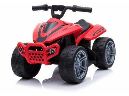 mamido elektrická motokára červená (1)