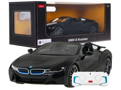 auto na dálkové ovládání BMW I8 roadster černé (2)