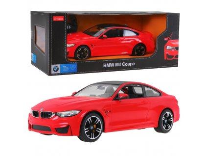 auto na dálkové ovládání BMW m4 coupe červené (8)