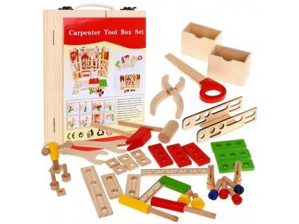 dřevěné nářadí pro děti (1)