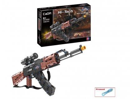 stavebnice technic AK47 (1)