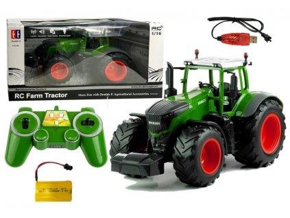 traktor na dálkové ovládání (1)