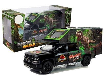 166304 kempingove auto s dinosaury cerne