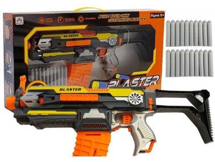 Zbraň na pěnové náboje Blaster