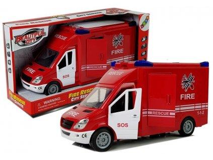 hasičské auto na dálkkové ovládání (1)
