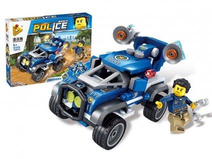 Konstrukční stavebnice policejní 3