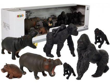sada safari zvířátek (1)