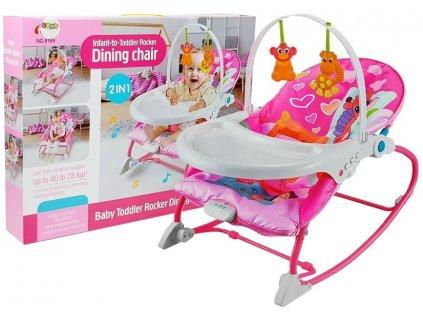 dětská jídelní židlička (1)
